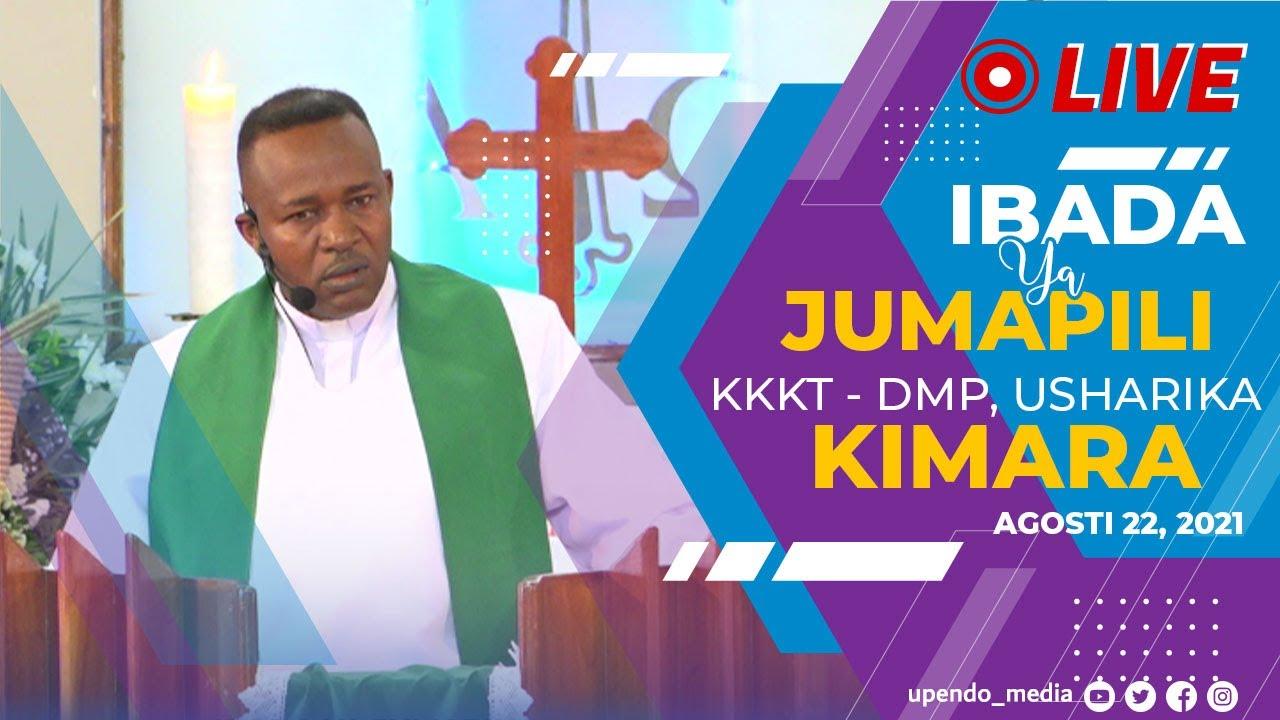 Download LIVE: Ibada ya Jumapili kutoka KKKT - DMP, Usharika wa Kimara