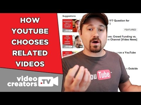 How To Dominate the Related Videos on YouTube
