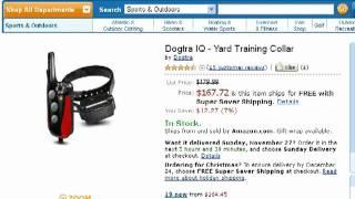 The Dogtra Iq -- Yard Training Collar Review