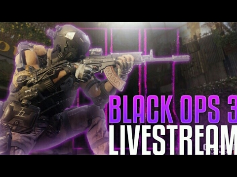 Gun Game LIVE w/ Solar (Call of Duty: Black ops 3)