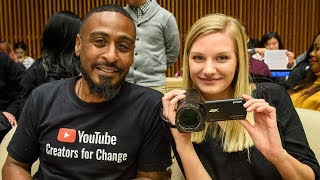 YouTube #CreatorsforChange: Observance of the International Day for Tolerance (Part 1)