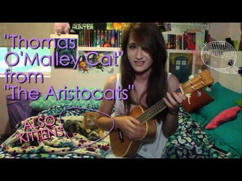 Thomas Omalley Cat Ukulele Cover From Disneys The Aristocats