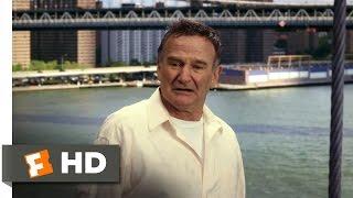 The Angriest Man in Brooklyn (7/12) Movie CLIP - The Brooklyn Bridge (2014) HD