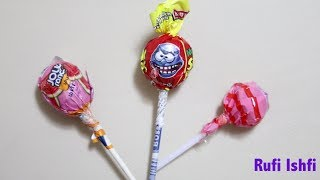 Yummy Colourful Lollipop for Toddler Baby from Rufi Ishfi