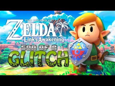 The Legend of Zelda: Linku0027s Awakening 2019 Glitches - Son of a Glitch - Episode 92