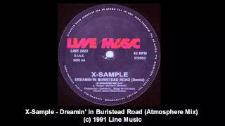 X-Sample - Dreamin