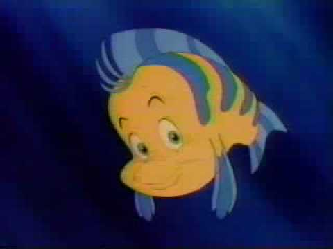 1989 mcdonalds little mermaid commercial youtube for The little mermaid fish
