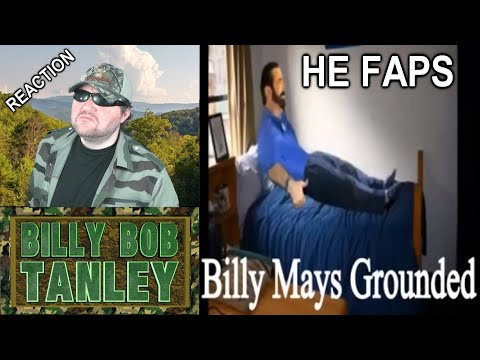 [YTP] Billy Mays Faps And Gets Grounded REACTION!!! (BBT)