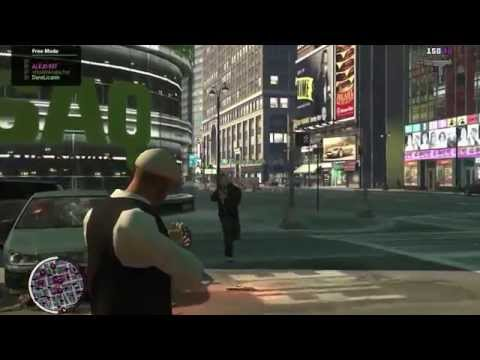 Angry Swiss People: GTA IV Multiplayer