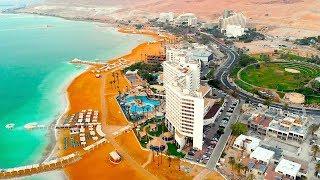 Video The Lowest Resort District in the World of Ein Bokek download MP3, 3GP, MP4, WEBM, AVI, FLV Januari 2019