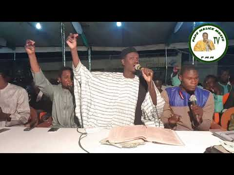 Spécial Gamou Avec Pape Malick Mbaye