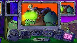 Plants vs Zombies   Quick Play Bonus Game vs Dr Zomboss screenshot 3