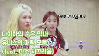 [DIA] 다이아의 숨은 막내 유니스의 매력 모음(feat. 다소 시끄러움)