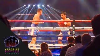 Manny Pacquiao vs Chris Algieri (Inside the Arena + Knockdown)
