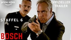 Bosch | Staffel 6 | Offizieller Trailer | Prime Video DE