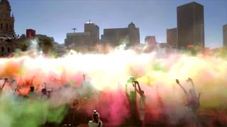 Cape Town HOLI ONE - WE ARE ONE Colour Festival 2013