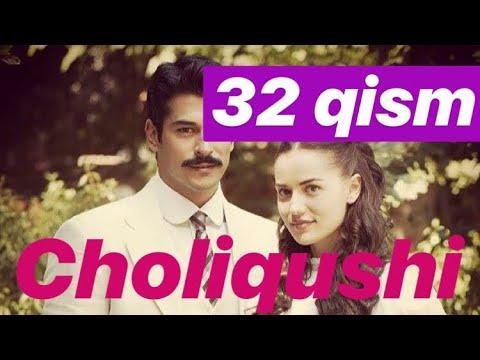 32 Choliqushi uzbek tilida HD (turk seriali) 31 qism // Чоликуши узбек тилида 32 кисим