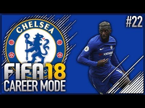 FIFA 18: CHELSEA CAREER MODE #22 - CHAMPIONS LEAGUE TIME!