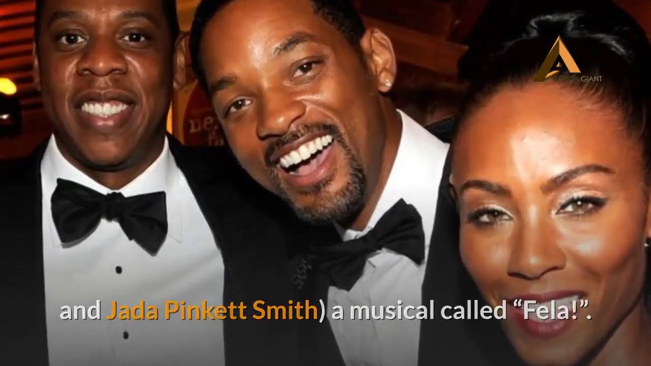 Will Smith, an African Giant, one of the top-paid celebrities of all time