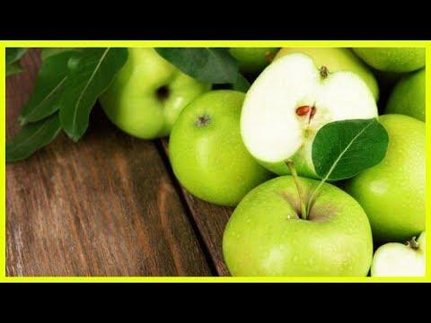 Le Jus De Pomme Verte, De Miel Et De Citron Pour Vos Poumons