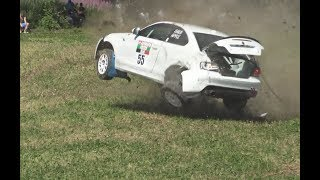 Autoglym Ralli 2018, Sastamala (crash & action)