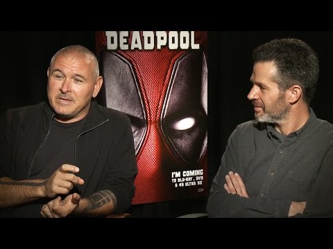 Director Tim Miller & Producer Simon Kinberg Talk