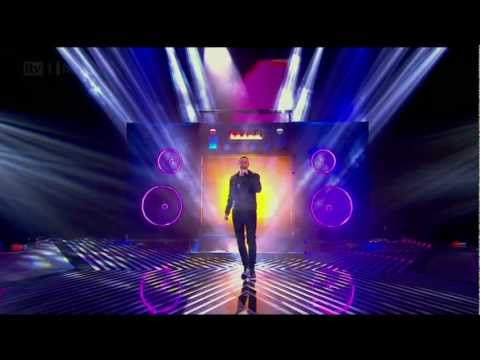 Christopher Maloney sings Irene Cara's What a Feeling - The Final - The X Factor UK 2012