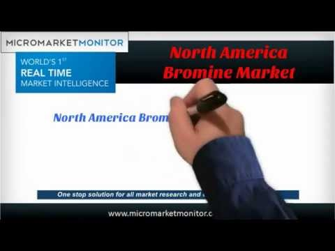 North America Bromine Market Trends, Forecast Research Report