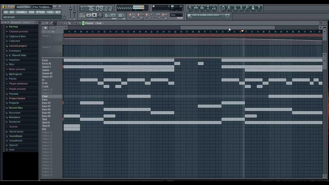 how to add mp3 file to fl studio
