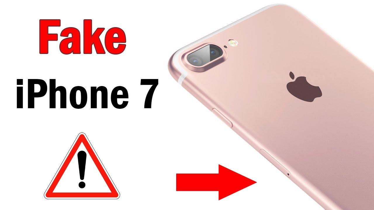 buy iphone 7 fake