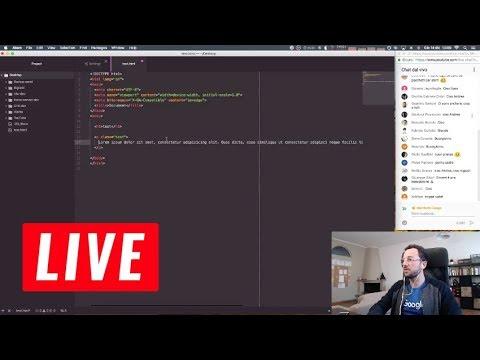 Atom Editor: Analisi dei migliori pacchetti per lo sviluppo Web  [LIVE]