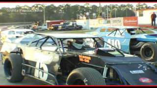 Volusia Speedway Park March 20th, 2010