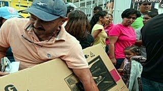 ¿Está en crisis la economía de Venezuela?