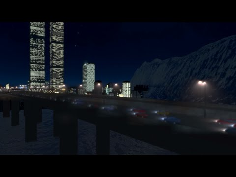 Cities Skylines: New York - Tsunami Mod