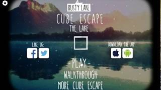 Cube Escape - The Lake (Completo)