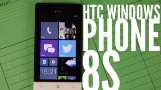 обзор HTC Windows Phone 8S