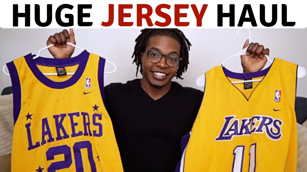 Huge Jersey Haul To Resell On eBay   PoshMark  2acebc371