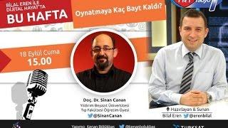 Sosyal Medyanın Beynimize Etkileri | Doç. Dr. Sinan Canan | TRTRadyo1
