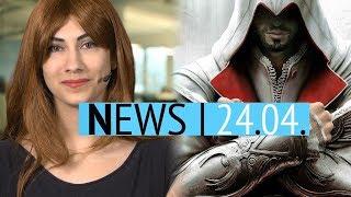 Italienisch lernen mit Ezio - Custom Maps für Starcraft II - News