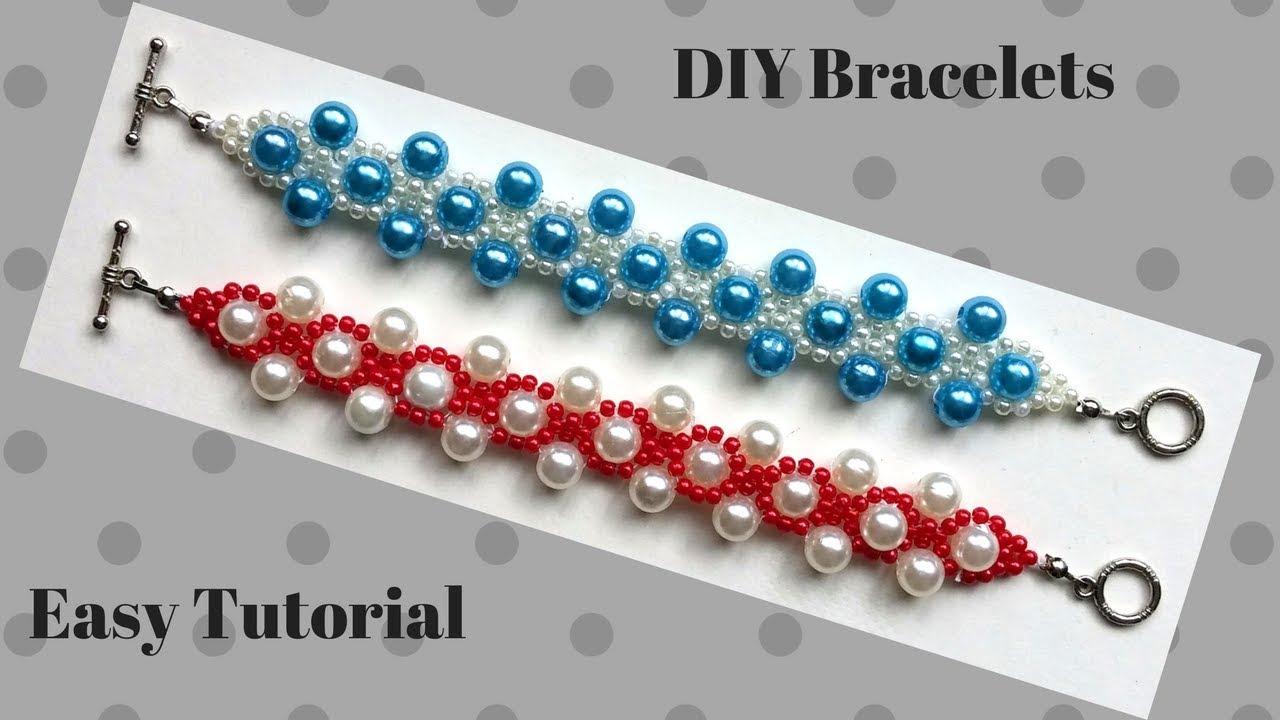 Handmade Bracelets Beaded