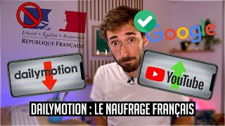 Comment Dailymotion a perdu la guerre contre YouTube - Une dose de curiosité #5
