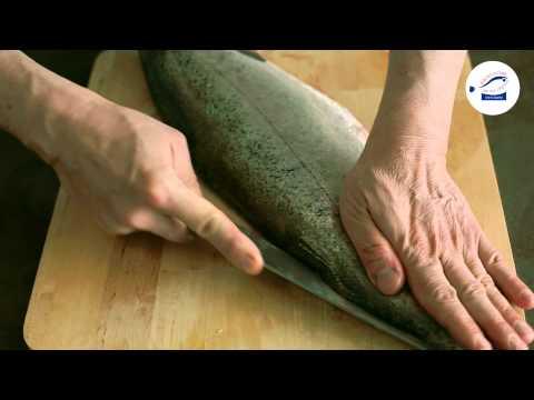 Technique De Cuisine : Lever Les Filets D'une Truite