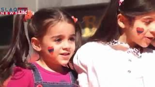 Slaq am «Էրեբունի Երևան» ֆլեշմոբերի մեկնարկ