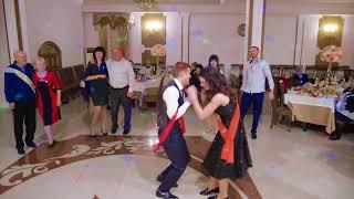 Ведущая Ксения Белова - Брачные танцы (конкурс на свадьбе)
