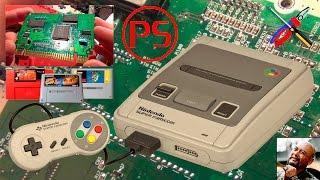 Super Nintendo знакомство с разбором ▌█
