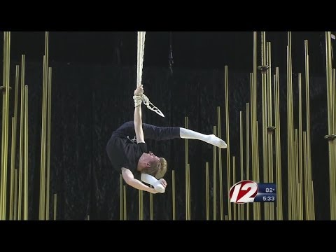 Dunkin Donuts Center Hosts First Acrobatic Show Since Circus Accident