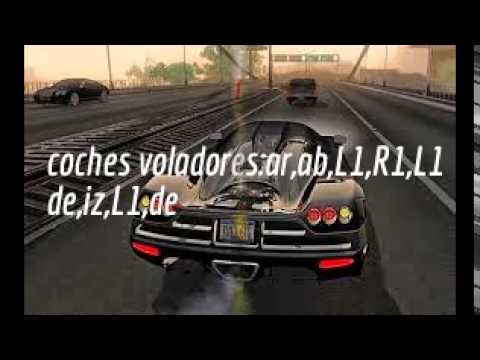 Trucos De Gta San Andreas Para Ps2 Youtube