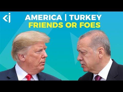 America and Turkey, FRIENDS or FOES?  - KJ Vids thumbnail