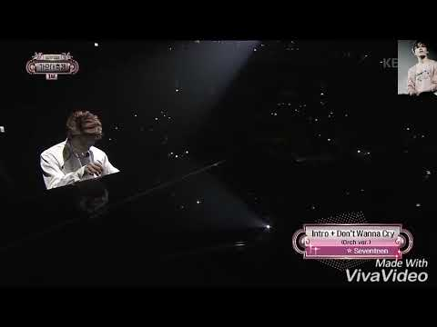 [ SEVENTEEN ] Don't Wanna Cry // Jun's Piano And Hoshi's Solo Dance