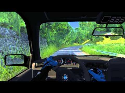 Touge showdown - E30 VS Civic (leading) [Assetto Corsa]  